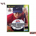[XBOX] 타이거 우즈 PGA 투어 2004 정식발매판 중고