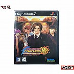 [PS2] 더 킹 오브 파이터즈 98 얼티메이트 매치 정식발매판 중고A급
