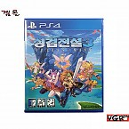 [PS4] 성검전설 3 TRIALS of MANA 한글판 (중고)(정발)