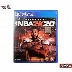 [PS4] NBA 2K20 한글판 (중고)(정발)