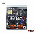 [PS3] WHITE KNIGHT CHRONICLES 2 백기사 이야기 2 북미판 중고A급