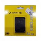 [PS2] PS2 메모리카드 64MB 새상품