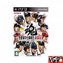 [PS3]프로야구스피리츠 2013 (B급중고)(정발)