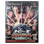 [PS2] K-1 월드 그랑프리 2003 일판 중고