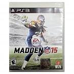 [PS3] MADDEN NFL 15 북미판 중고A급