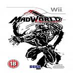 [Wii] 매드 월드 유럽판 중고상품