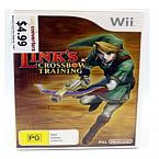 [Wii] 링크의 사격트레이닝 유럽판 중고상품