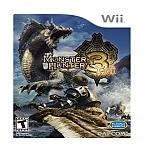 [Wii] 몬스터헌터 3 트라이 북미판 중고상품