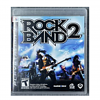 [PS2] 록 밴드 2 북미판 중고상품
