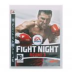 [PS3] 파이트 나이트 라운드 3 유럽판 중고상품